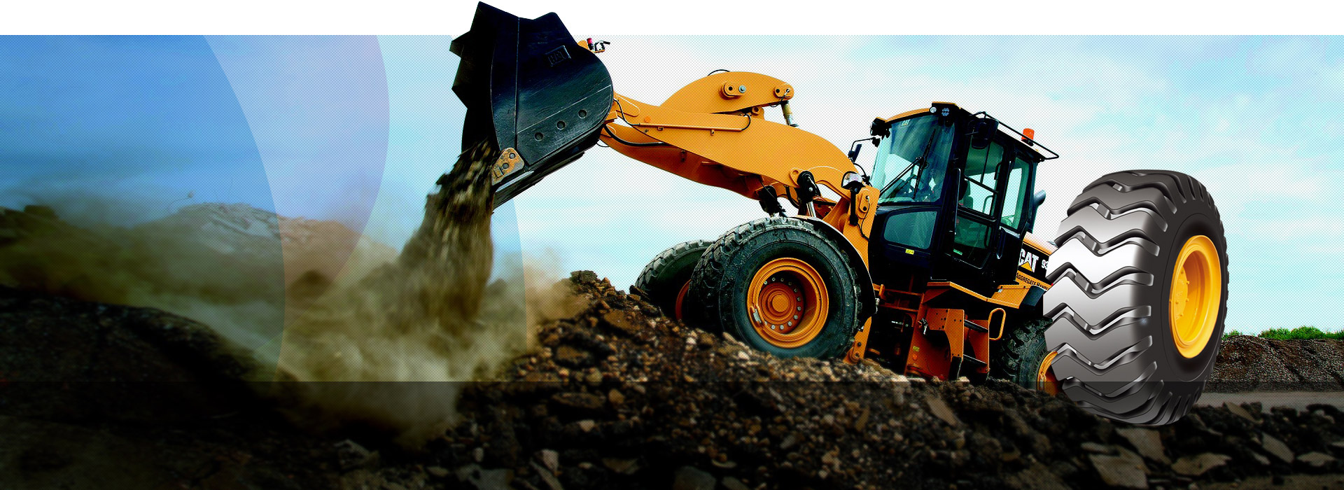 Tire rubber industry